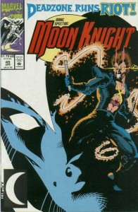 Moon Knight - Marvel Comics - Character Design - Penciller James W Fry 3.0