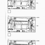 Storyboard animation for Lionsgate Films' Iron Man feature by James Fry