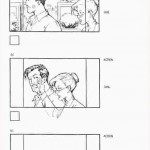 Storyboard animation for Lionsgate Films' Iron Man feature