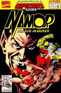 Namor - Marvel Comics - Penciller James W Fry 3.0