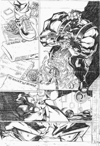 Marvel Comics X-Factor Pencils by James Fry 3.0